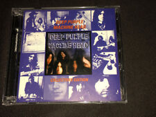 Deep Purple: Machine head Japan only Promo gold 2 cd Very rare