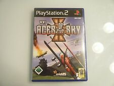 Wwi: Aces of the Sky (Sony PlayStation 2, 2007, DVD-box)