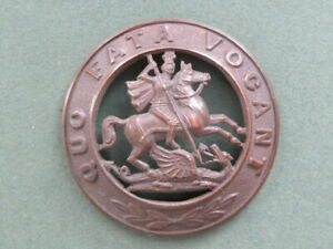 British Army Northumberland Fusiliers Bronze Centre Piece for Grenade