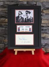 THE DIAMONDS EXPERTEN ** Adolf Galland & Werner Molders limited edition display