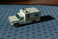 Matchbox 1977 Superfast no. 41 Ambulance - toy car