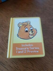 TEDDY RUXPIN Adventure Treasure Series Cartridge - 1 and 2 preview