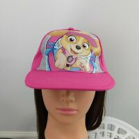 Girls Boys Paw Patrol Swim Keppie Hats Uv Protection 50 Hat 1-3yrs New