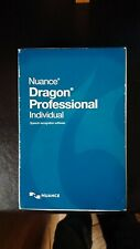 Nuance Dragon Professional Individual 14 - English Box Copy. Genuine.
