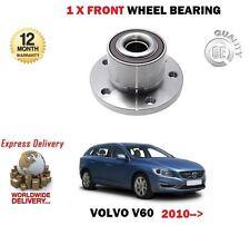 für Volvo V60 2.4 HYBRID D4 D5 AWD 2012- > 1x Vorderachse Radlager Satz
