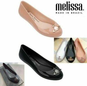 Vivienne Westwood x Melissa Space Love III Orb IV Plastic Pumps shoe size 3-6 UK