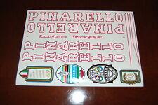 Pinarello Treviso Italia Stickers Set.  More colors available.