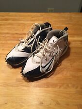 RARE Jay Cutler Denver Broncos USED Nike Turfs Shoes Cleats CHICAGO BEARS