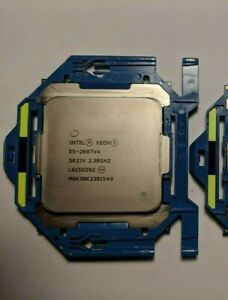 Intel SR2JV Xenon E5-2697 v4 2.3GHz 18-Core LGA2011-3 No flaws, working pulls