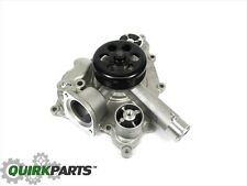 05-10 JEEP DODGE CHRYSLER V8 HEMI WATER PUMP W/ ORING SEAL OEM NEW MOPAR