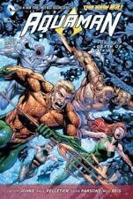 Aquaman Vol. 4: Death of a King (The New 52)-ExLibrary