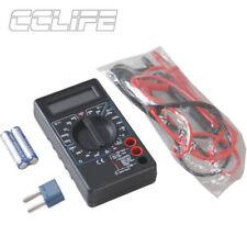 Portable Digital Multimeter Voltmeter Messgerät Voltmeter AC DC LCD Werkzeug