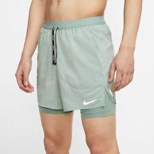 """Nike Flex Stride 5"""" 2 In 1 Running Shorts Light Green CJ5467 Medium"""