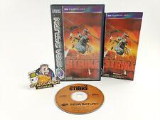 "Sega Saturn Spiel "" Soviet Strike "" Pal | Ovp | Ss SegaSaturn"