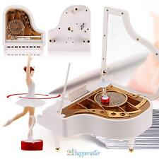 Dancer Ballet Classical Piano Music Box Dancing Ballerina Music Toy Xmas Gift US