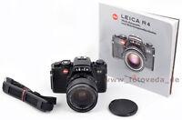 Leica R4 No.1601327 mit Vario-Elmar 1:3,5/35-70 No.3174466 LEITZ E60 TOP & CLEAN