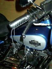Leather Motorcycle Handgrip Covers- All Makes & Models