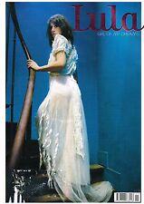 Lula Magazine #11 CHARLOTTE GAINSBOURG Elle Fanning KIRSTEN DUNST Lydia Hearst