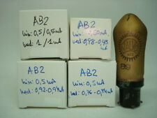 AB2 - 4V2 - 4D1 - 4A21 TUBE. MIXED BRANDS. USED TUBE. RC8