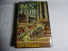 Ben Hur Lew Wallace 1922 84-1M