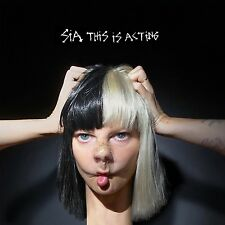 SIA - THIS IS ACTING  CD NEUF