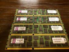 Kingston 32GB (4x 8GB) ECC KVR16R11D4/8HC RAM PC3-12800 (DDR3-1600)