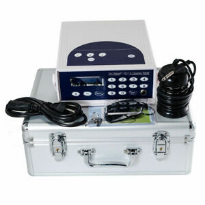 Detox Foot Bath Spa Machine Kit Cell Ion Ionic Aqua/Case Cleanse Fir Belt