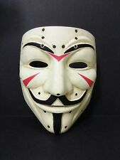 Custom Jason Voorhees Friday The 13th Hockey Style Anonymous Guy Fawkes Mask