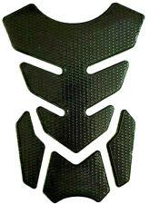Tankpad Tankschutz Motorrad Carbon Schwarz Optik universal Suzuki Honda Yamaha