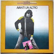 GIORGIO ZITO & DIESEL - Avanti un altro - LP VINYL 1981 NEAR MINT COVER VG