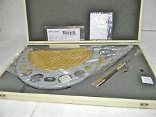 Spi Outside Micrometer 9 10 Range 001mm Resolution 13 740 6