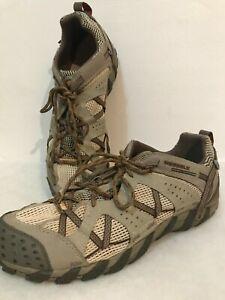 Merrell Vibram Continuum Trail Walking Shoes Men's size 12