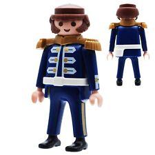 playmobil capitaine Admiral SOLDAT GARDE PIRATES marineschoner 3740 RAR