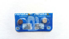 2x RENATA 377/SR626SW Watch Battery. EXP 06/2020 SWISS MADE. Post from MELBOURNE
