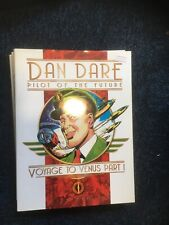 Dan Dare pilot of the future Hardback books choose which one