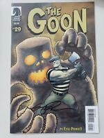 THE GOON #29 (2008) DARK HORSE COMICS AUTOGRAPHED by ERIC POWELL with COA!  NM