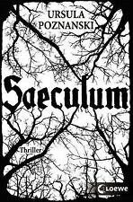 Saeculum von Poznanski, Ursula | Buch | Zustand gut