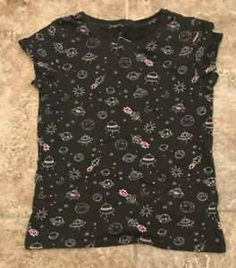 Black T-shirt - Size 9 Years from Next