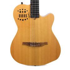 Brand New Godin Multiac ACS-SA Nylon String Acoustic-Electric Natural B Stock