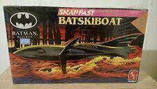 Amt/Ertl- Batman returns,Batskiboat model kit