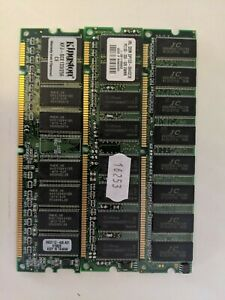256MB PC133 SDR RAM Quantity Available