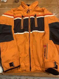 volkl ski jacket Small