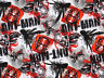 ANT MAN WASP FABRIC ANTMAN  SUPERHERO MARVEL COMIC  QUILTING COTTON  BY THE YARD