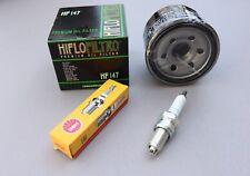 Yamaha RAPTOR 660 Engine Tune Up Kit NGK Spark Plug & Oil Filter YFM660R YFM660