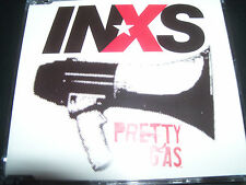 Inxs Pretty Vegas Australian CD Single – Like New