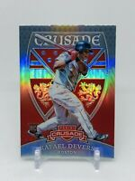 2018 Panini Chronicles Baseball Rafael Devers Crusade Prizm RC Boston Red Sox