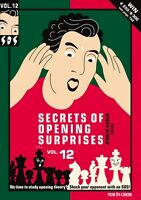 SOS – Secrets of Opening Surprises 12. NEW CHESS BOOK