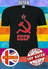 Cccp Red Funny History fans of the CCCP Men Women Unisex T-shirt Vest Top 3661