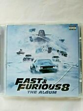 CD - FAST & FURIOUS 8 THE ALBUM  (TWEEDE-HANDS / USED / OCCASION)