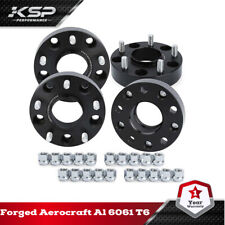 "1.5"" Hub Centric Wheel Spacers 5x5.5 5x139.7 with 14x1.5 Studs fr Dodge Ram 1500"